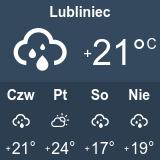 Pogoda w Lubl�cu