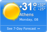 What's On in Greece