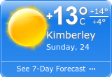 What's On In Kimberley