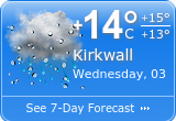 What's On In Kirkwall