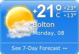 Whats On In Bolton