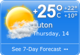 What's On in Luton