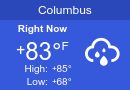 Weather in Columbus