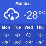 آب و هوای بمبئی