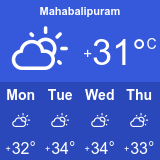 mahabalipuram weather