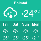 bhimtal weather