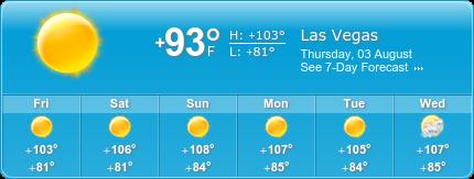 Desert Shores Insurance weather