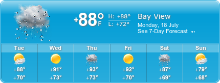 Bay View Insurance weather